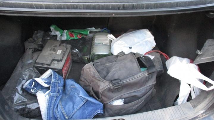 Делал закладки: в Самарской области полицейские нашли наркотики в трусах у дилера