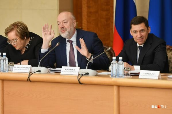 У Татьяны Мерзляковой и Павла Крашенинникова сейчас работы больше, чем у губернатора
