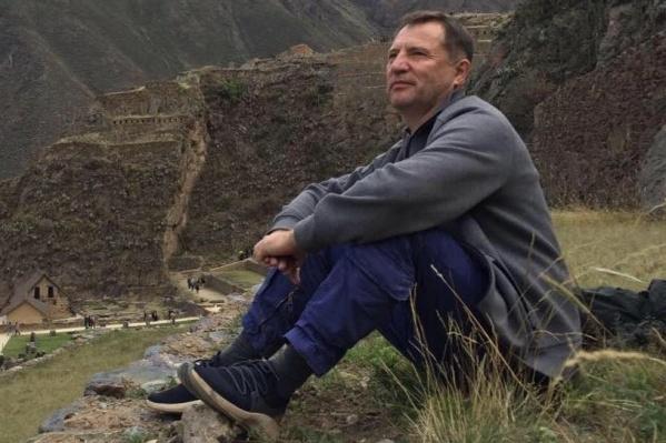 Вячеслав Вегнерзагрустил после разговора с сыном о политике