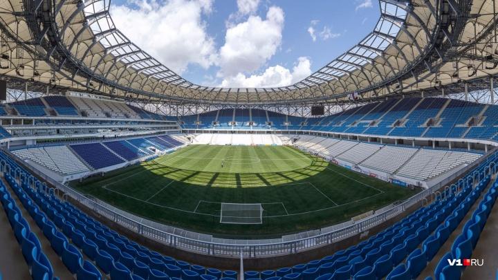 Голосовали в Польше и США: «Волгоград Арену» назвали лучшим в мире стадионом