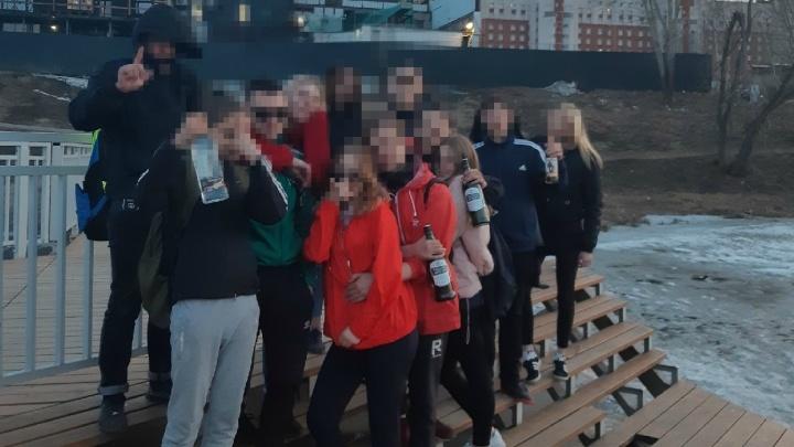 Полиция начала проверку в отношении «линчевателей», избивших банду подростков с Мещерского озера