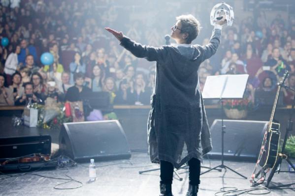 Одно из ярких событий недели — концерт Светланы Сургановой