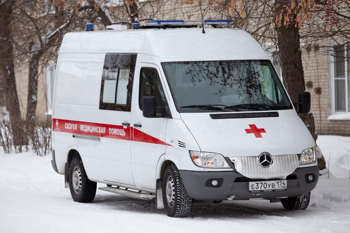 Копейск перешёл на частные скорые в середине января этого года