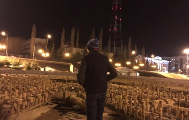 В Уфе задержат открытие главного фонтана города