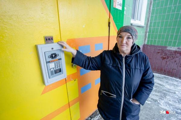 Ольга Васильева на семью из четырёх человек получила один ключ и теперь не знает, как его делить