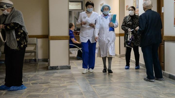 85-летнего дедушку, который ушёл ночью из больницы, нашли на Уралмаше
