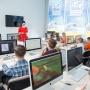 Школьники Ростова могут получить профессию будущего, обучаясь по гранту, в международной академии