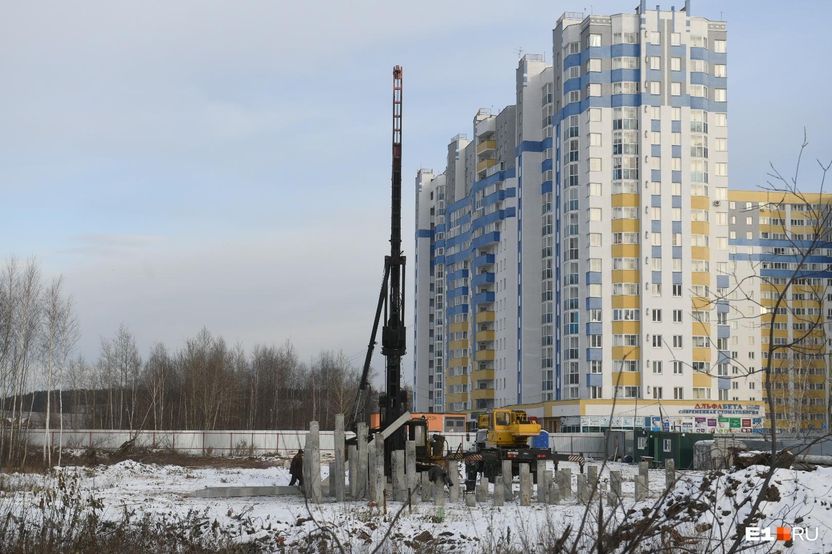 Достройку «Кольцовского дворика» ведет Свердловское агентство ипотечного жилищного кредитования