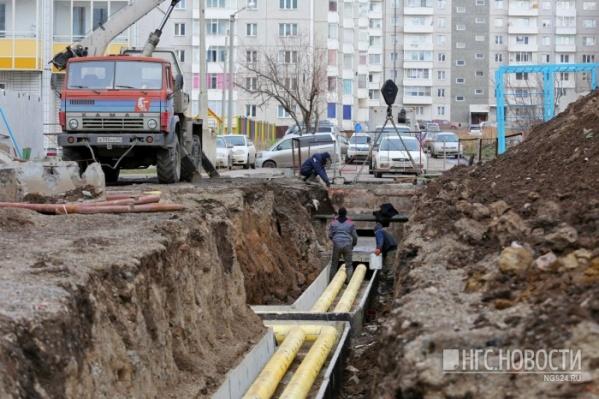 Воды нет на Юшкова и Тотмина