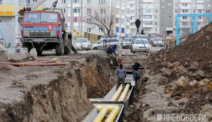 27 домов остались без воды из-за коммунальной аварии в Северо-Западном