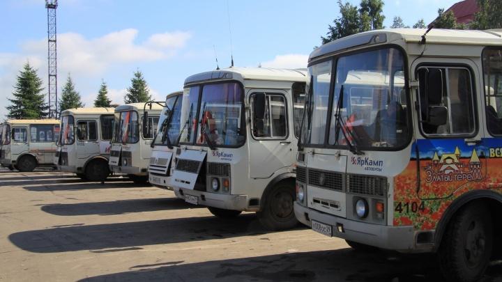 В День ВМФ архангельские автобусы будут двигаться по нестандартным маршрутам