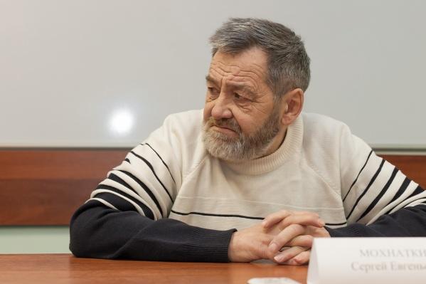Срок в колониях Архангельской области Мохнаткин отбывал с 2014 года