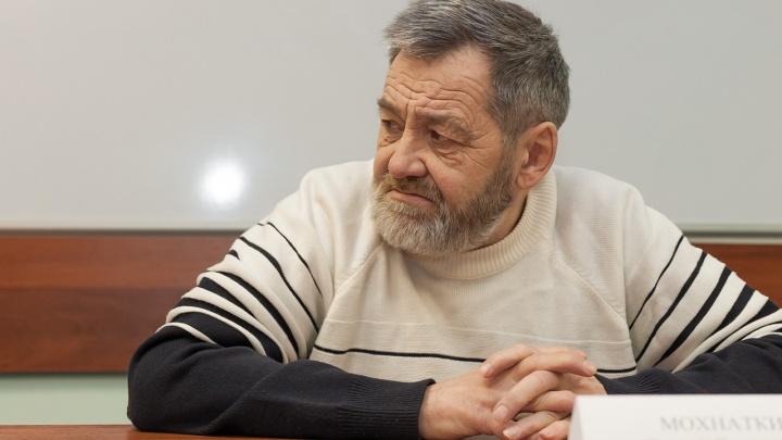 «Колония — концентрат жизни»: освобожденный Сергей Мохнаткин встретился с журналистами Архангельска