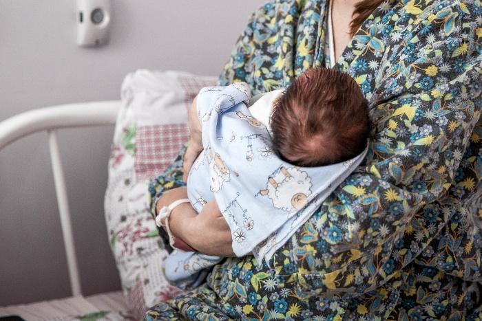 В новом перинатальном центре будут принимать роды у 3–4 тысяч женщин в год