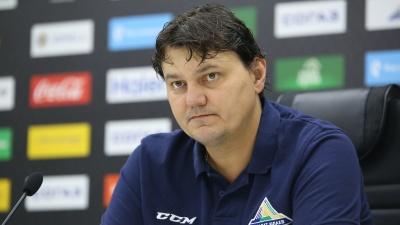 Цулыгин остается за рулем «Зеленой машины»: «Салават Юлаев» продлил контракт с главным тренером