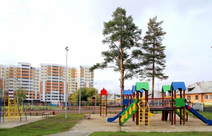 В жилом комплексе «Рудный» комфорт городской квартиры сочетается с уютом загородной жизни