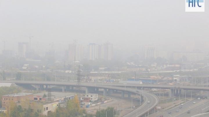 Мэрию Красноярска уличили в плохом контроле за состоянием экологии во время режима НМУ