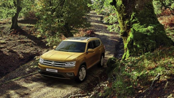 Немецкие внедорожники вызывают привыкание: в чем секрет популярности брутального Volkswagen Teramont