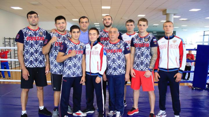 Объявлен состав сборной России по боксу на чемпионат мира, который пройдет в Екатеринбурге