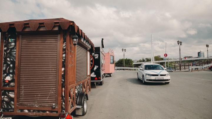 Халява закончилась: к концу осени у тюменской набережной появятся паркоматы