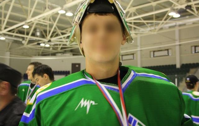 В Уфе жестоко расправились со студентом-хоккеистом