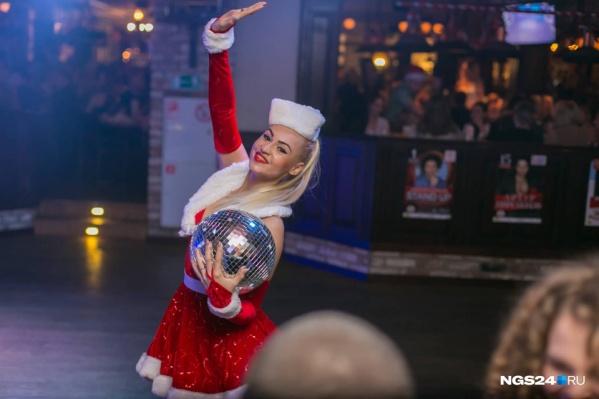 Часть заведений Красноярска будет работать и в новогоднюю ночь