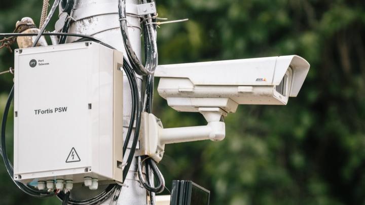 На самарских дорогах установят более 230 новых камер видеонаблюдения