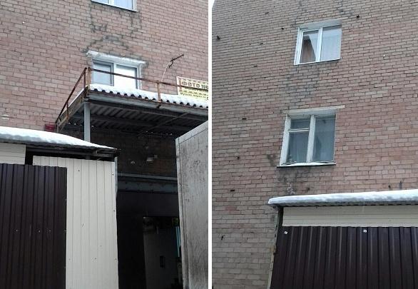 На стенах трещины: ярославцы четвёртый год спасают дом от обрушения из-за магазина на первом этаже