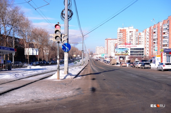 Цветы появятся на улице Уральской