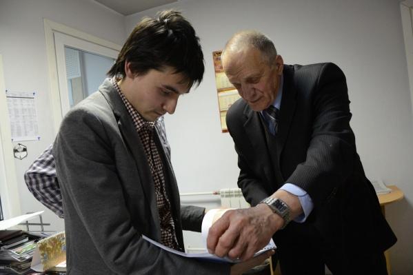 В 2012 году, когда Тетюхину исполнилось 80 лет, Ринат Низамов брал интервью у знаменитого мецената