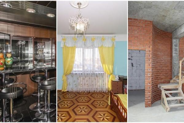 В некоторых случаях за большие деньги вам предлагают лишь голые стены или аляписто оформленное пространство. На это находится свой покупатель, но ждать продавцам приходится очень долго