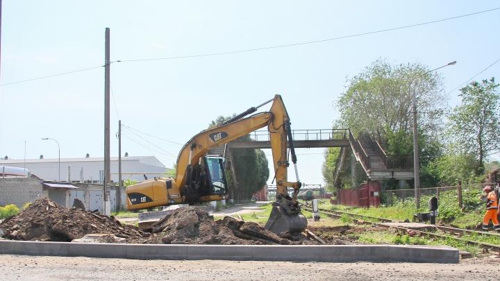 Заводское шоссе обещают отремонтировать на месяц раньше срока