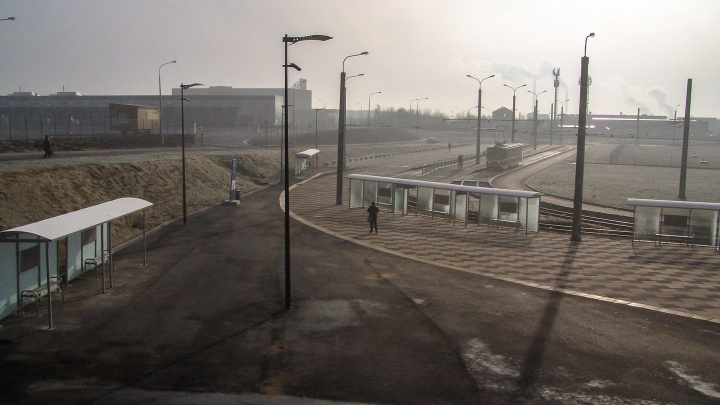 От «Самара Арены» в 15-й микрорайон: проект стрелки на Московском шоссе представят осенью 2019 года