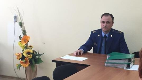 В Новосибирск приехал работать высокопоставленный прокурор из Хакасии