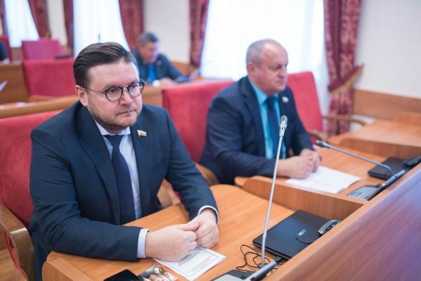 Роман Фомичёв — известный застройщик Ярославля
