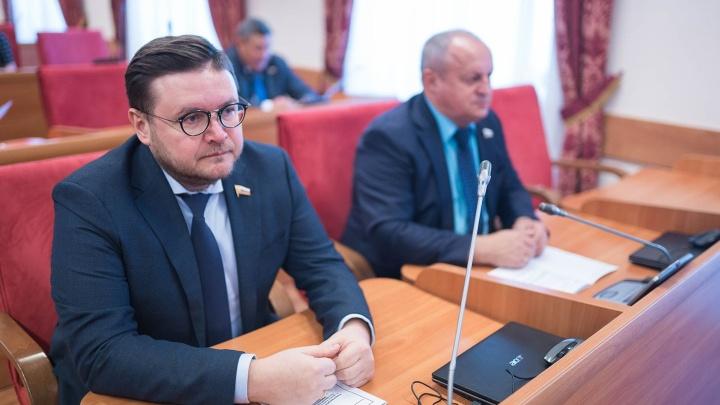 Депутата-бизнесмена из ярославской облдумы могут признать банкротом