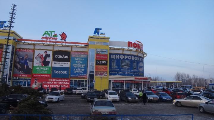 Стало известно, в каких омских торговых центрах нашли нарушения пожарной безопасности