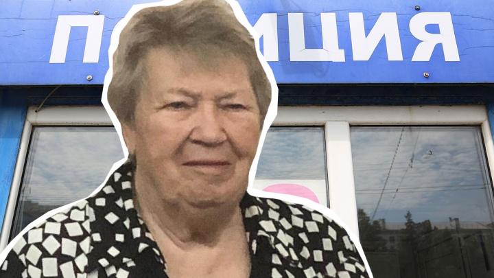 Вышла из больницы и пропала: родные просят помощи в поисках 78-летней уфимки