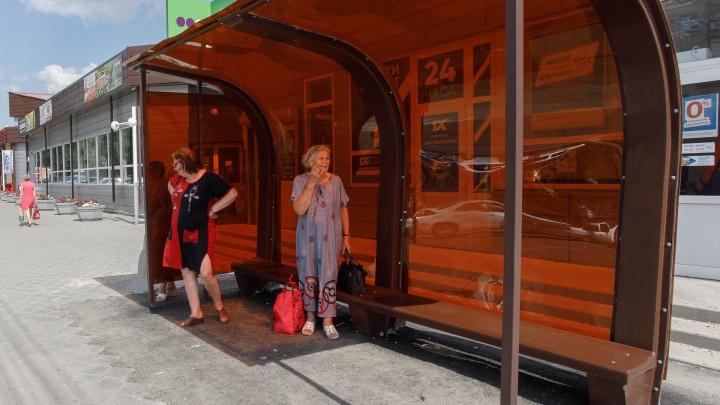 Волгоградцы 10 дней ловят обещанный чиновниками автобус до Речного вокзала
