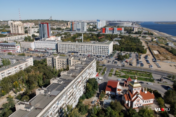 Уже завтра в Волгоград придут дожди