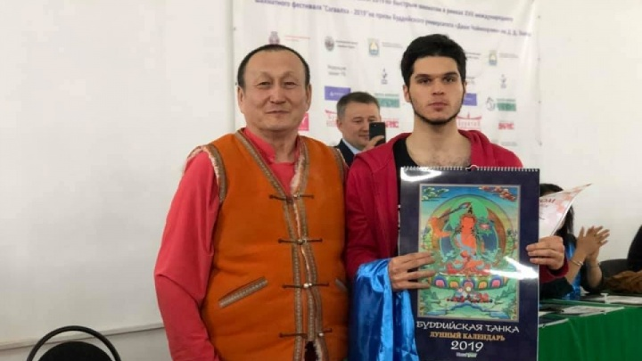 Новосибирский шахматист выиграл крупный турнир в Улан-Удэ