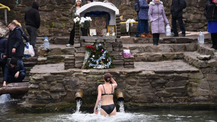 «Жар по всему телу»: как донские жители встречали Крещение