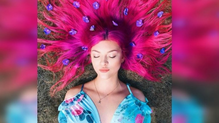 Екатеринбург через Instagram: восхищаемся теми, кто не боится красить волосы в безумные цвета