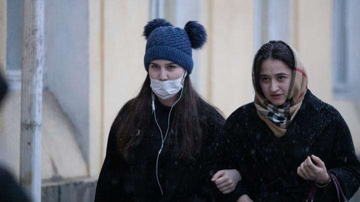 В Ростовской области превышен эпидпорог ОРВИ, но эпидемию не объявляли