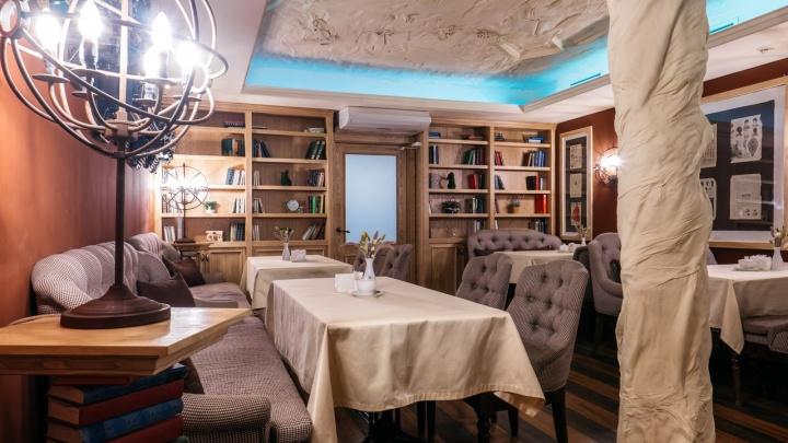 Одну из старейших кофеен Екатеринбурга собираются реконструировать