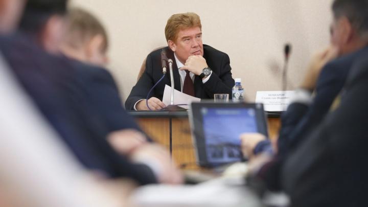 Глава Челябинска подал заявление об увольнении