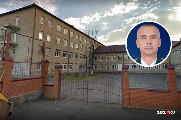 Михаил Вербов проработал в кадетском корпусе больше трех лет