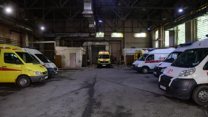 В Екатеринбурге водители трех подстанций скорой решили не выходить на работу