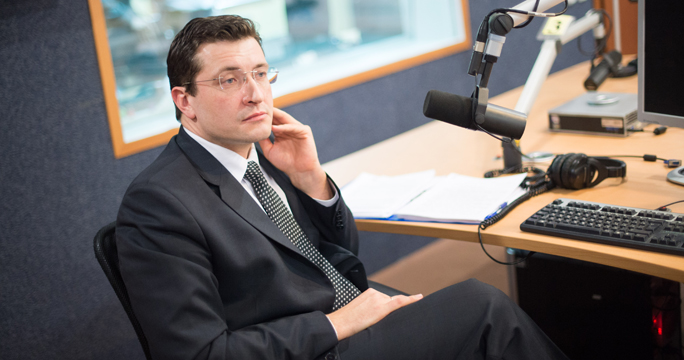 «Советы Шанцева выслушаю». Что мы знаем о врио губернатора Нижегородской области Глебе Никитине