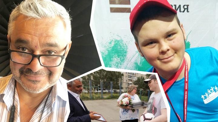Семья мальчика из Челябинска вернёт «секретному миллионеру» крупную сумму, подаренную на протез